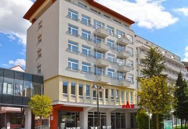 Kúpele Trenčianske Teplice Liečebný dom PAX